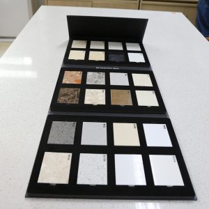 eramic stone tile sample display book quartz sample box sdr-20-1