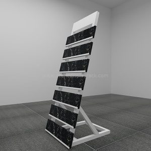flooring sample display racks stone display stand sdr-49-1