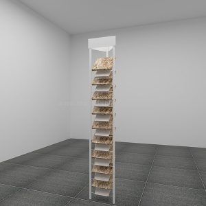 granite marble ceramic tile sample display rack sdr-47-1