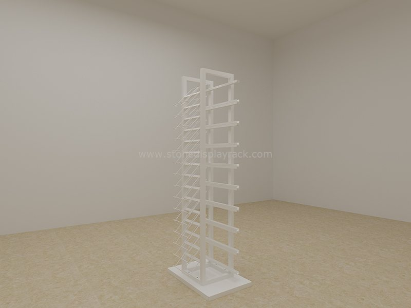 Quartz Flooring Tile Sample Display Stand Marble Frame Sdr 44