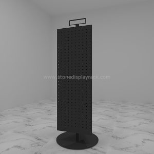 quartz stone sample display stand marble display frame sdr-51-1