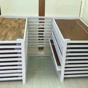 Marble Drawer Sample Display Stand For Flooring Tile SDR-65-1
