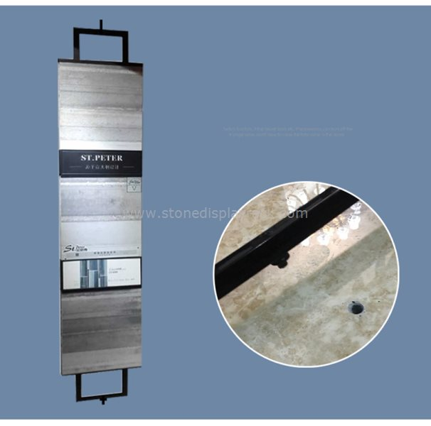 Rotate Display Stand For Ceramic Tile Showroom SDR-70 4
