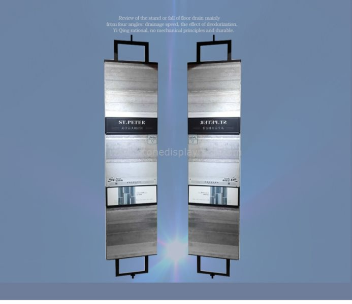 Rotate Display Stand For Ceramic Tile Showroom SDR-70 7