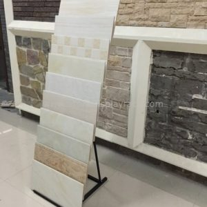 Waterfull Stone Quartz Tile Sample Display Stand SDR-55-1