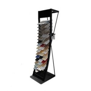 Tile Quartz Marble Granite Sample Display Rack SDR-100